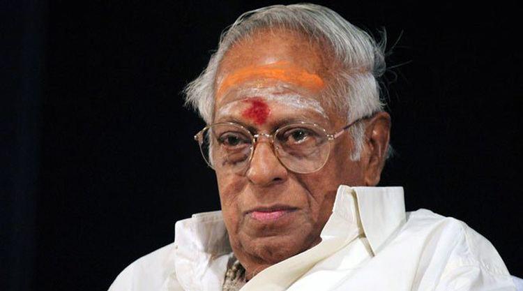 M. S. Viswanathan M S Viswanathan iconic Tamil music composer passes away