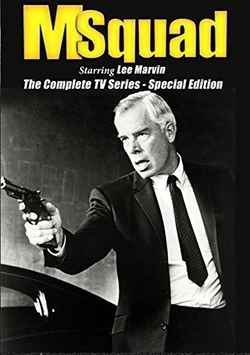 M Squad Amazoncom M Squad The Complete Series Lee Marvin Angie
