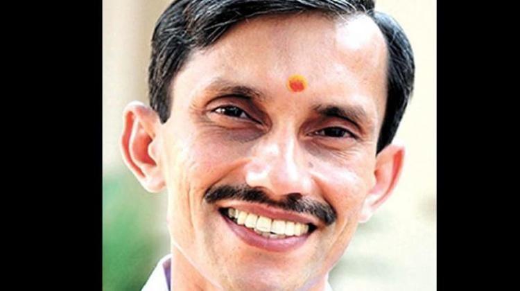 M. T. Ramesh Malayalam actor assault case Accused Vijeesh CPM man claims BJP