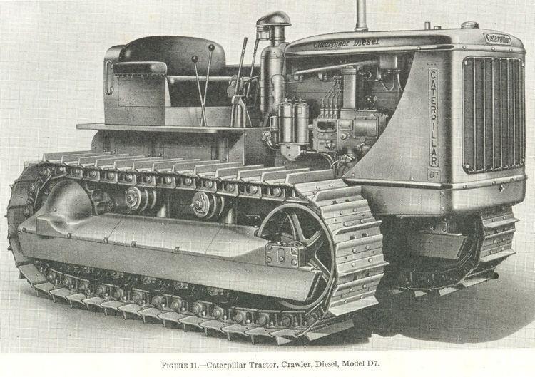 M1 Heavy Tractor