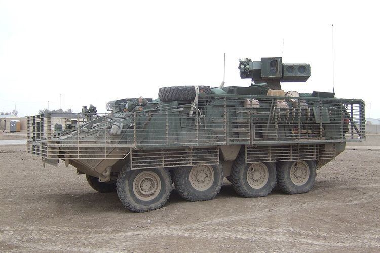 M1134 Anti-Tank Guided Missile Vehicle