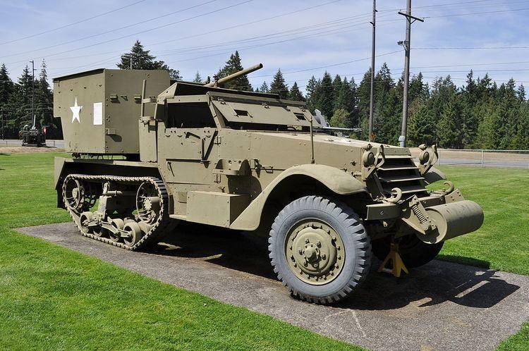 M15 Halftrack