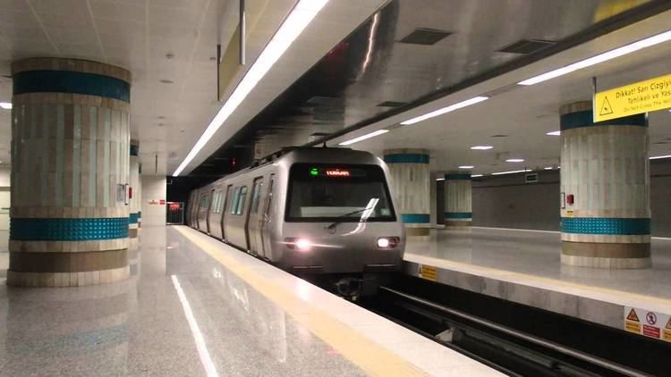 M2 (Istanbul Metro) M2 Istanbul Metro M2 Line