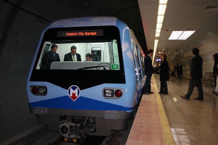 M2 (Istanbul Metro) Metro stanbul