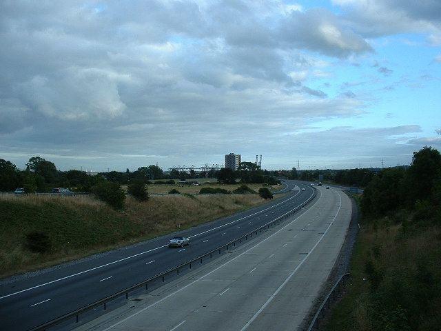 M271 motorway
