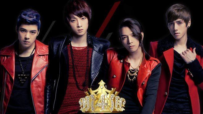 M4M (band) Cube Entertainment39s M4MMade for Men Around the Clock CPOP