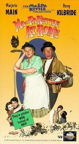 Ma and Pa Kettle at Home Amazoncom Ma and Pa Kettle at Home VHS Marjorie Main Percy