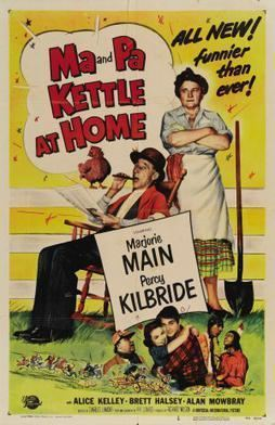 Ma and Pa Kettle at Home Ma and Pa Kettle at Home Wikipedia