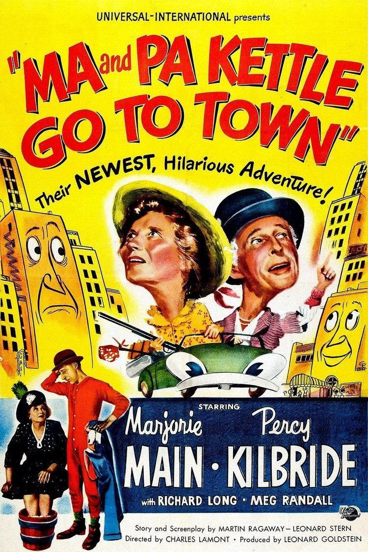 Ma and Pa Kettle Go to Town wwwgstaticcomtvthumbmovieposters36772p36772