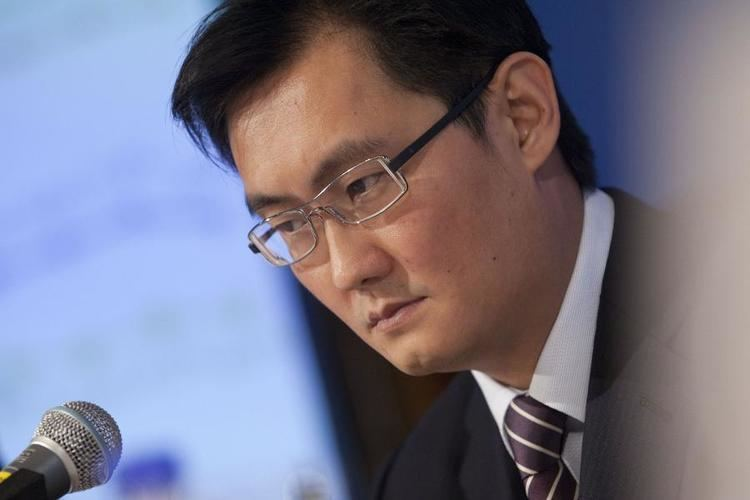 Ma Huateng Ma Huateng Tencent Holdings 161 billion Rank no 56