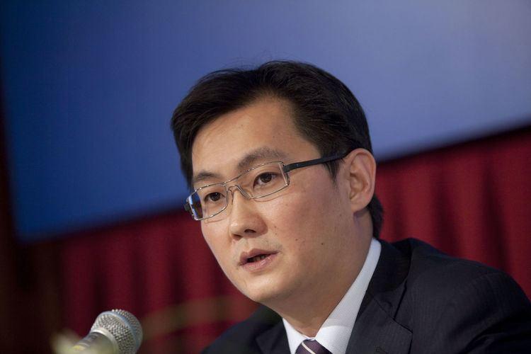 Ma Huateng Tencent Shares Gallop Making Pony Ma China39s Richest Man