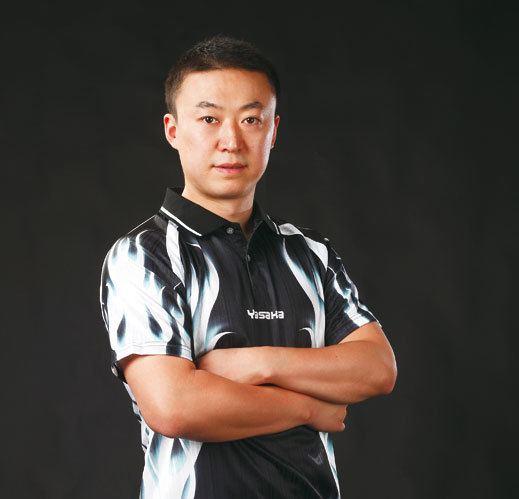 Ma Lin (table tennis) Ma Lin World Champion and Olympic Champion Yasaka player