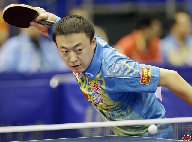 Ma Lin (table tennis) China Table Tennis Super League Ma Lin vs Wang Hao Table tennis