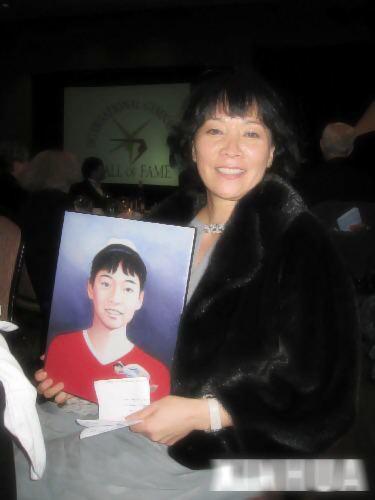 Ma Yanhong HuaTongOversea Beijing Olympic