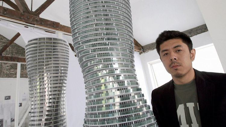 Ma Yansong Made in China The Green Futurism of Architect Ma Yansong
