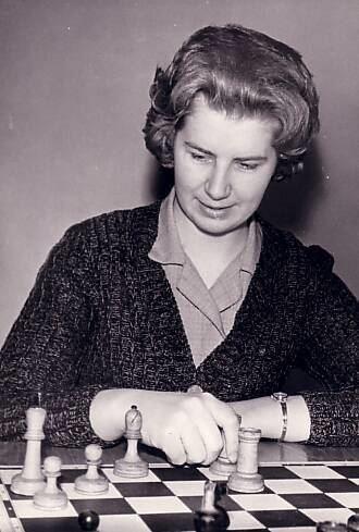 Maaja Ranniku The chess games of Maaja Ranniku
