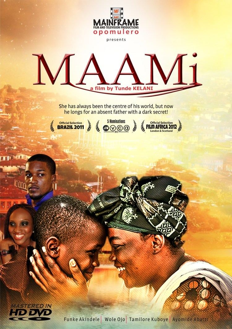 Maami Movie Review Tunde Kelanis Maami The MoviePencil