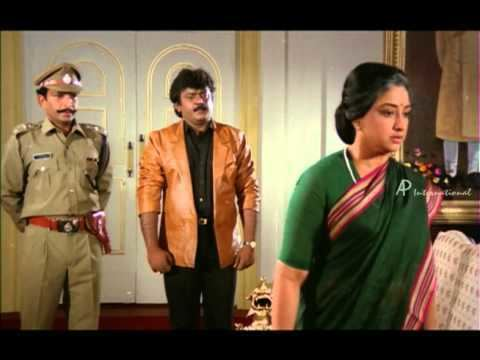 Maanagara Kaaval Managara Kaval Vijayakanth meets Lakshmi YouTube