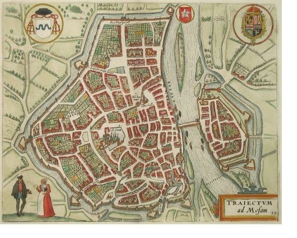 Maastricht in the past, History of Maastricht