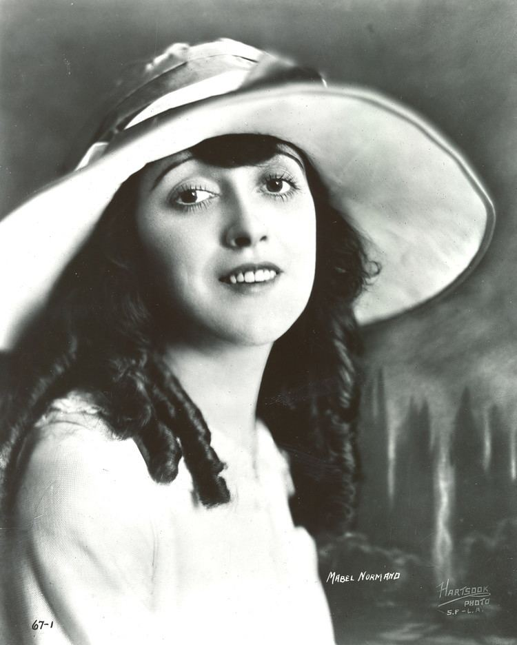 Mabel Normand Stars of Slapstick 25 Mabel Normand Travalanche