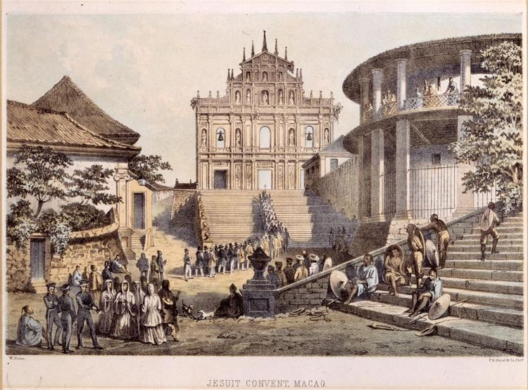 Macau in the past, History of Macau