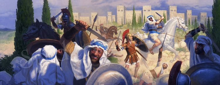 Maccabean Revolt Chanukkah National Victory or Hashem39s Glory Center for Tanakh