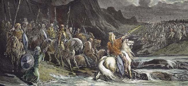 Maccabean Revolt Warfare History Network Free Briefings Biblical Israel amp Judah