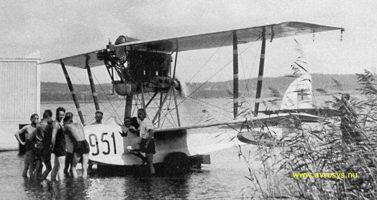 Macchi M.7 - Alchetron, The Fr...