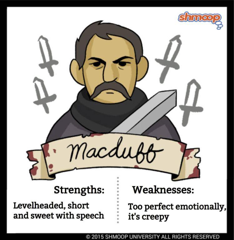Macduff (Macbeth) Macduff in Macbeth