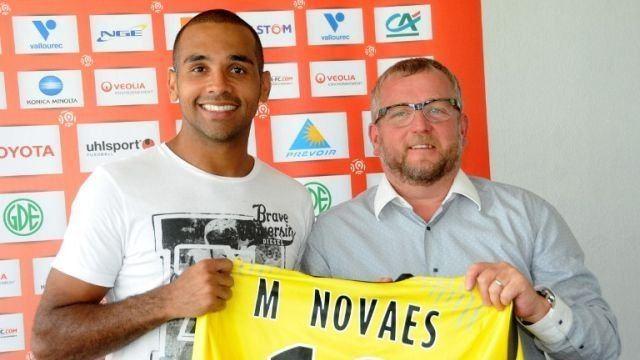 Macedo Novaes VAFC Novaes remplace Leca Valenciennes France 3 Nord