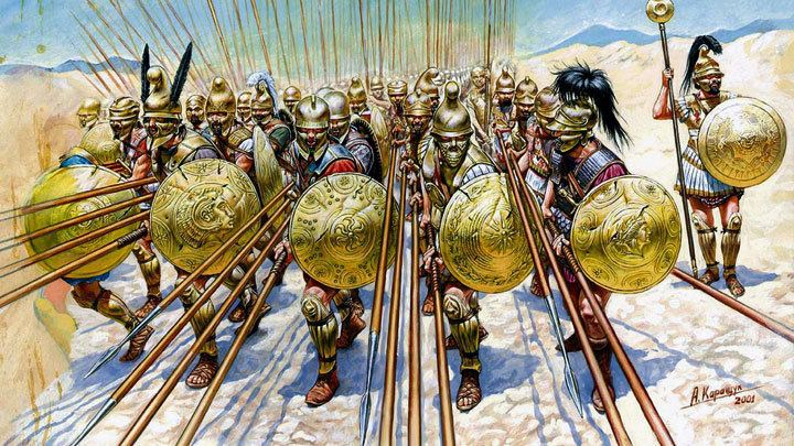 Macedonian phalanx Philip of Macedon Philip II of Macedonia Biography