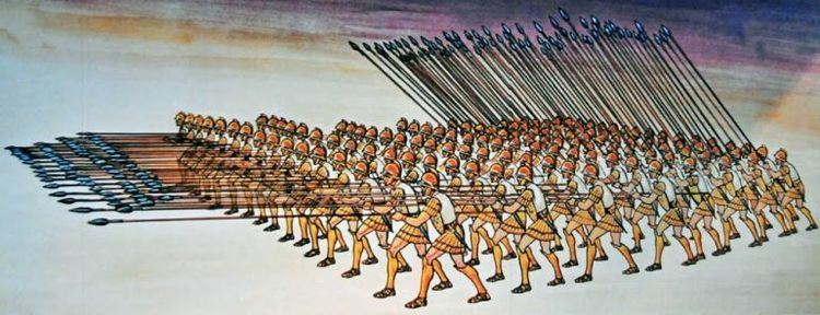 Macedonian phalanx 5 Incredible Facts About The Macedonian Phalanx