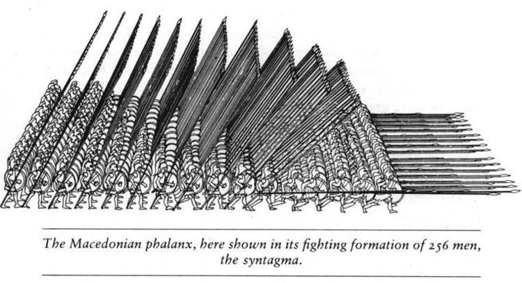 Macedonian phalanx httpssmediacacheak0pinimgcomoriginalsc6