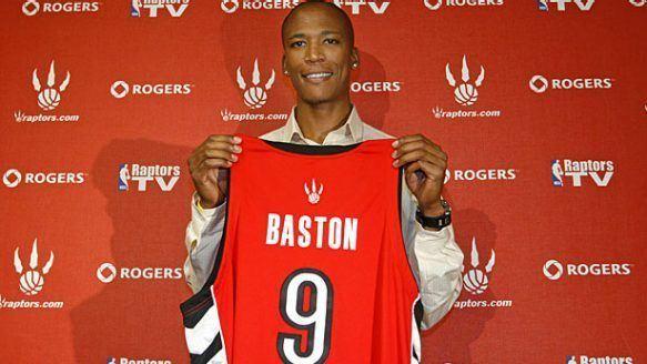 Maceo Baston Baston brings his bounce back to Raptors Toronto Star