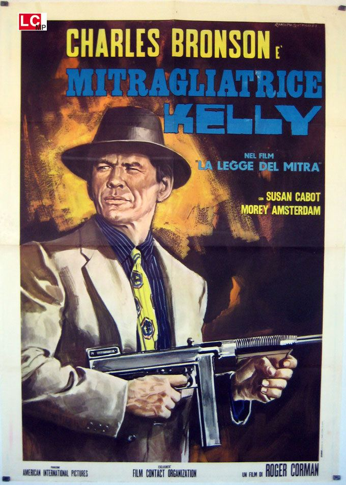 Machine-Gun Kelly (film) Showdown on Mean Street MACHINE GUN KELLY American International