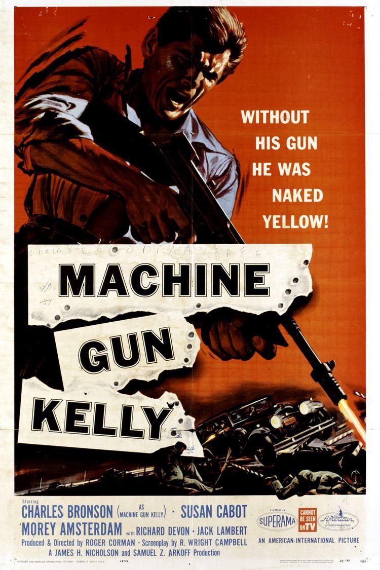 Machine-Gun Kelly (film) wwwgstaticcomtvthumbmovieposters3799p3799p