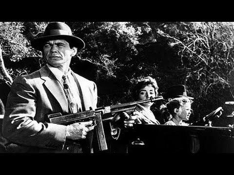 Machine-Gun Kelly (film) Machine Gun Kelly 1958 YouTube