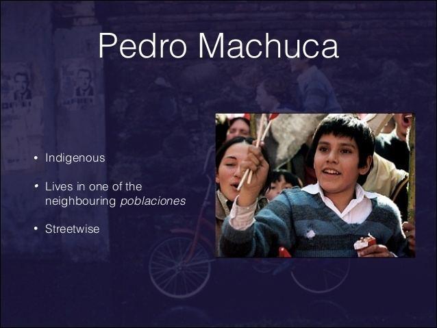 Machuca Machuca