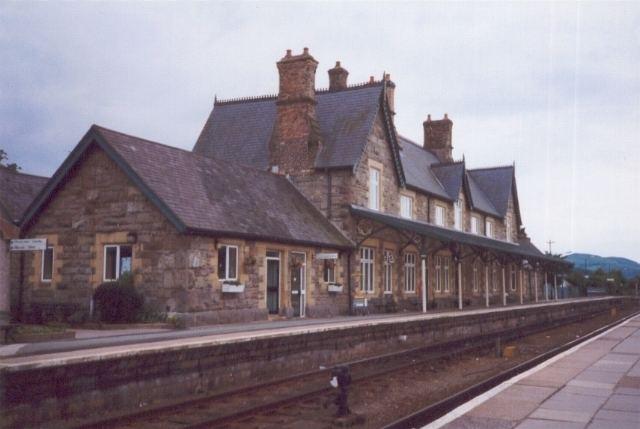 Machynlleth railway station