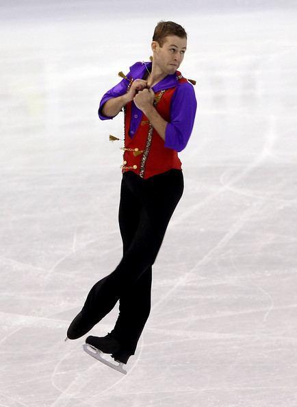 Maciej Cieplucha Maciej Cieplucha Photos 2012 ISU World Figure Skating