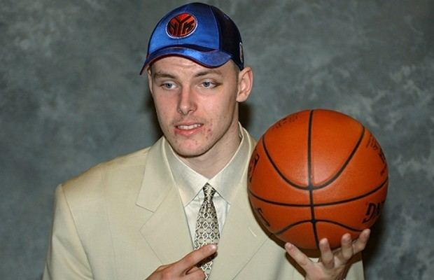 Nice Maciej Lampe Jerome Moiso The 25 Worst Foreign Players In NBA History