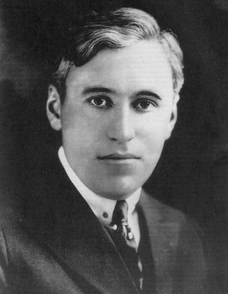 Mack Sennett Mack Sennett Under the Hollywood Sign