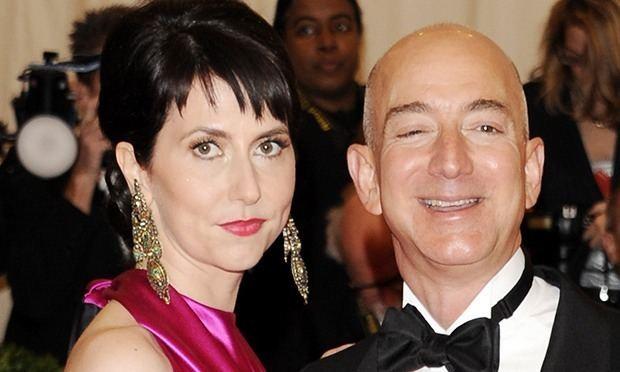 MacKenzie Bezos Is MacKenzie Bezos39s onestar Amazon review part of a