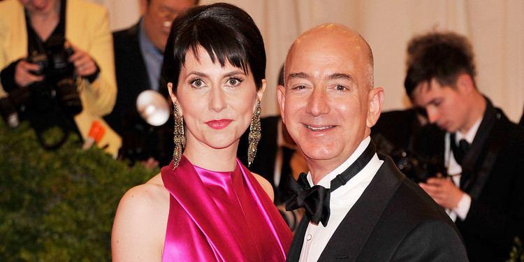 MacKenzie Bezos Jeff Bezos39 Wife Writes Possibly The Most Famous Amazon