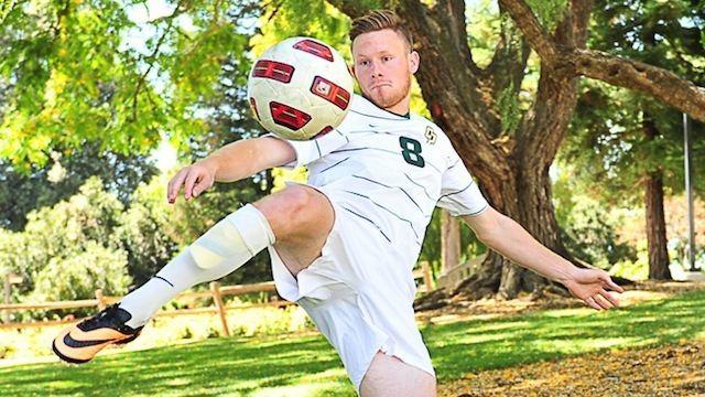 Mackenzie Pridham A QampA with MLS SuperDraft prospect Cal Poly forward