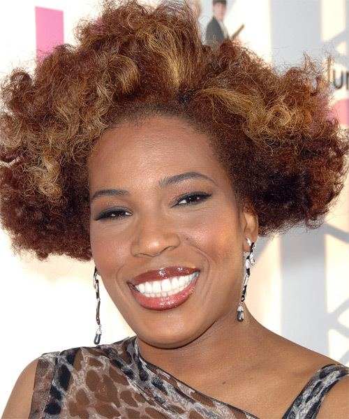 Macy Gray Macy Gray Hairstyles Celebrity Hairstyles by