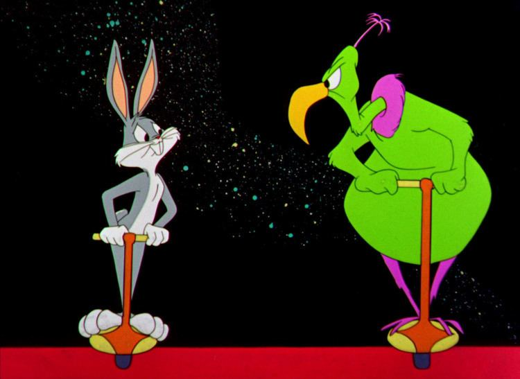 Mad as a Mars Hare HareWay to the Stars Cartoon Wallpapers