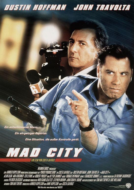 Mad City (film) Mad City 1997 Tim Neath Visual Artist