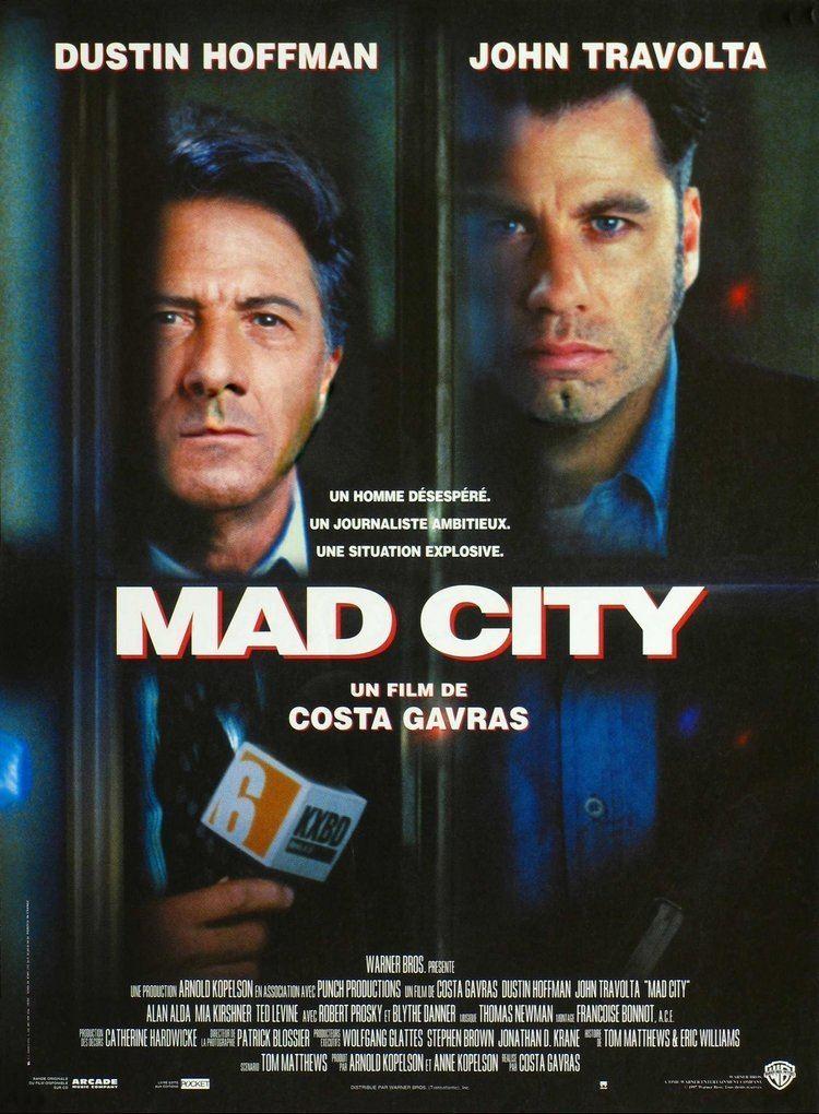 Mad City (film) Mad City film stream