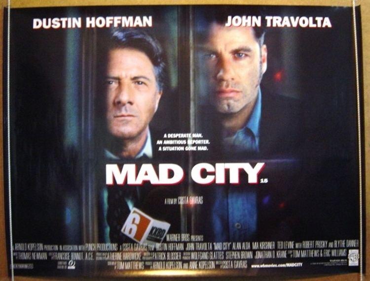 Mad City (film) Mad City Original Cinema Movie Poster From pastposterscom British